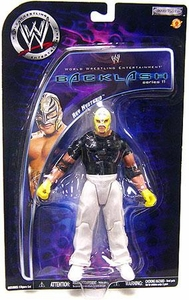 WWE Jakks Pacific Wrestling Action Figure Backlash Series 11 Rey Mysterio