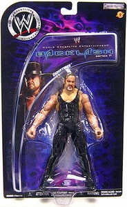 WWE Jakks Pacific Wrestling Action Figure Backlash Series 11 Undertaker