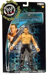WWE Wrestling Backlash Series 12 Action Figure Matt Hardy