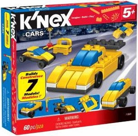K'NEX Multi-Model Set #11869 Cars