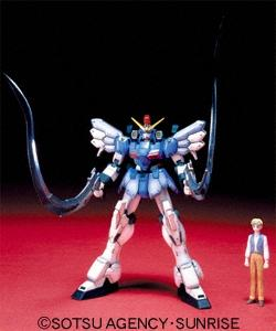 Gundam High Grade (HG) Endless Waltz 1/100 Model Kit EW-06 Gundam Sandrock Custom