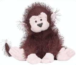 Lil'Kinz Mini Plush Monkey BLOWOUT SALE!