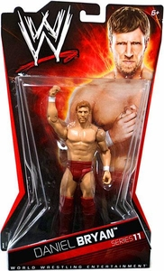 Mattel WWE Wrestling Basic Series 11 Action Figure Daniel Bryan