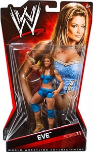Mattel WWE Wrestling Basic Series 11 Action Figure Eve BLOWOUT SALE!