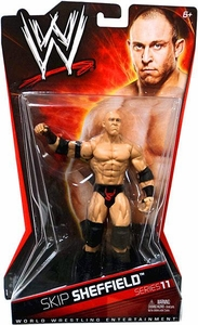 Mattel WWE Wrestling Basic Series 11 Action Figure Skip Sheffield [Ryback]
