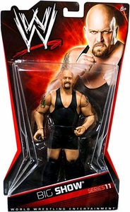 Mattel WWE Wrestling Basic Series 11 Action Figure Big Show BLOWOUT SALE!