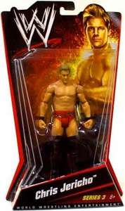 Mattel WWE Wrestling Basic Series 3 Action Figure Chris Jericho