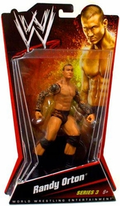 Mattel WWE Wrestling Basic Series 3 Action Figure Randy Orton