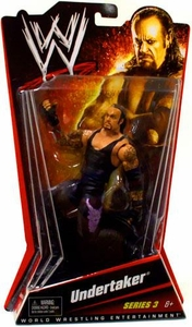Mattel WWE Wrestling Basic Series 3 Action Figure Undertaker BLOWOUT SALE!