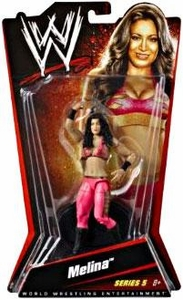 Mattel WWE Wrestling Basic Series 5 Action Figure Melina