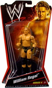 Mattel WWE Wrestling Basic Series 4 Action Figure William Regal