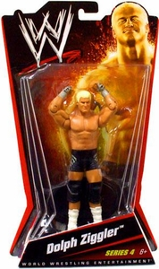 Mattel WWE Wrestling Basic Series 4 Action Figure Dolph Ziggler