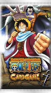 One Piece Collectible Card Game Quest Begins Booster Pack