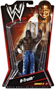 Mattel WWE Wrestling Basic Series 5 Action Figure R-Truth BLOWOUT SALE!