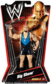 Mattel WWE Wrestling Basic Series 6 Action Figure Big Show BLOWOUT SALE!
