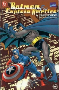 BATMAN  AND CAPTAIN AMERICA # 1