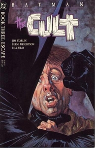 BATMAN: THE CULT # 3