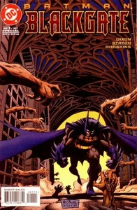 BATMAN : BLACKGATE # 1