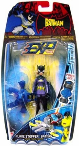 The Batman EXP Extreme Power Action Figure Batgirl [Factory Error]