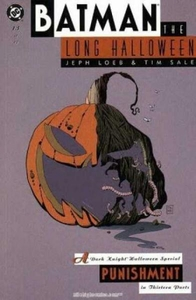 BATMAN: THE LONG HALLOWEEN # 13