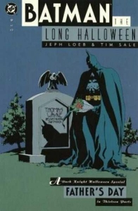 BATMAN: THE LONG HALLOWEEN # 9