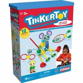 Tinker Toy K'NEX Set #56537 Animals Set