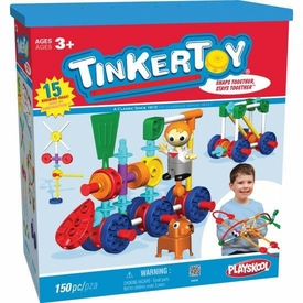 Tinker Toy K'NEX Set #56539 Train Set