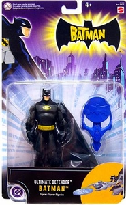 The Batman Animated Action Figure Ultimate Defender Batman