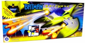 Batman Animated Vehicle Bat Plane [Exclusive Colors]
