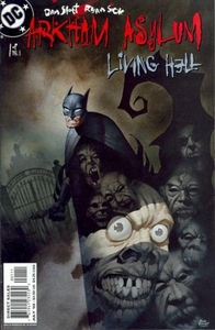BATMAN : ARKHAM ASYLUM LIVING HELL # 1