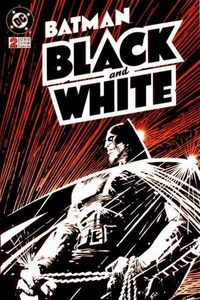 BATMAN : BLACK & WHITE # 2