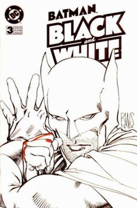 BATMAN : BLACK & WHITE # 3