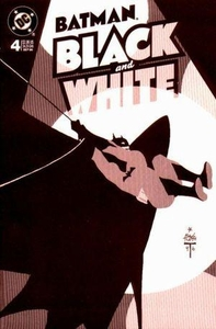 BATMAN : BLACK & WHITE # 4