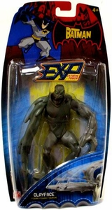 The Batman EXP Extreme Power Action Figure Clayface [Angry Face]