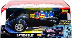 The Batman EXP Extreme Power Vehicle Batmobile