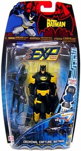 The Batman EXP Extreme Power Series 1 Action Figure Criminal Capture Batman