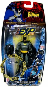 The Batman EXP Extreme Power Action Figure Knight Strike Batman