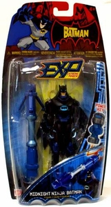 The Batman EXP Extreme Power Action Figure Midnight Ninja Batman