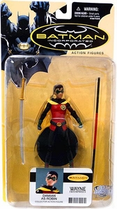DC Direct Batman Incorporated Series 1 Action Figure Damian as Robin
