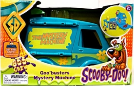 Scooby-Doo Mystery Machine Goo Busters [Chase & Capture Ghosts]