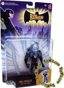 The Batman Animated Action Figure Mr. Freeze Hard to Find!
