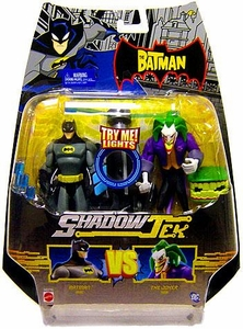 The Batman Shadow Tek Action Figure Batman Vs. The Joker