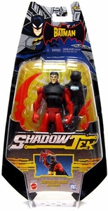 The Batman Shadow Tek Action Figure Batman [Crimson Rage]