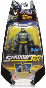The Batman Shadow Tek Action Figure Batman [Final Assault]