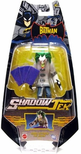 The Batman Shadow Tek Action Figure Joker [Card Attack]