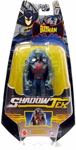 The Batman Shadow Tek Action Figure Martian Manhunter