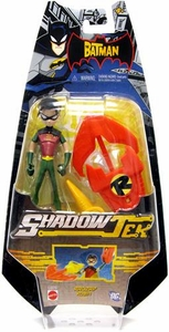 The Batman Shadow Tek Action Figure Robin [Radzap]