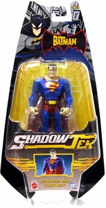 The Batman Shadow Tek Action Figure Superman