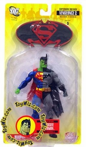 DC Direct Superman & Batman Series 5 With a Vengeance 2 Action Figure Composite Superman