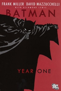 DC Comic Books Batman Year One Deluxe Trade Paperback